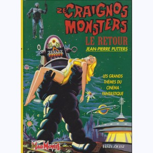 Ze Craignos Monsters : Tome 2, Le retour