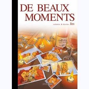 De beaux moments : Toilé