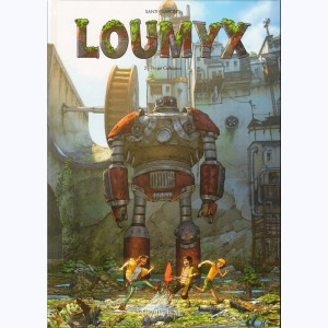 Loumyx : Tome 2, Projet collapsus