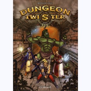 Dungeon Twister : Tome 1