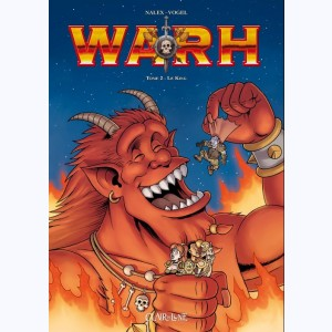 Warh : Tome 2, Le King