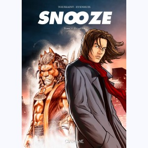 Snooze : Tome 1, Le grand sommeil