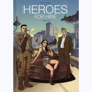 Heroes for hire : Tome 1, Expresso love