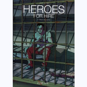 Heroes for hire : Tome 2, Ghost in the machine