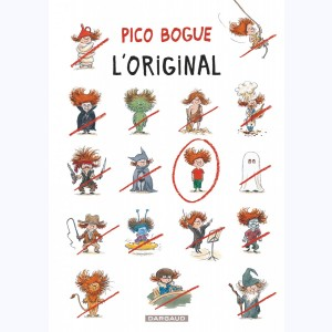Pico Bogue : Tome 8, L'original