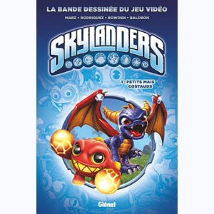 Skylanders : Tome 1, Petits mais costauds