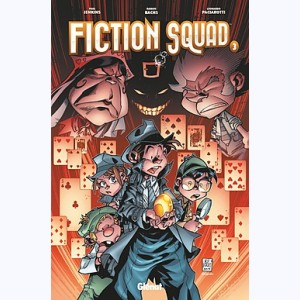 Fiction Squad : Tome 3