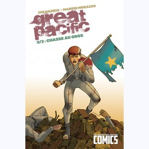 Great Pacific : Tome 3, Chasse au gros