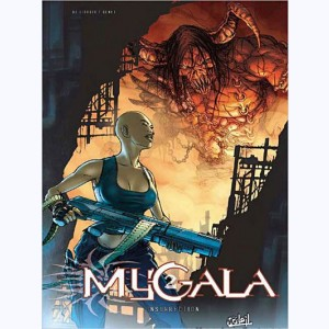 Mygala : Tome 2, Insurrection