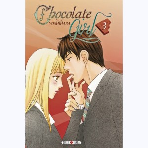 Chocolate Girl : Tome 3