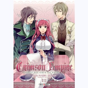 Crimson Empire : Tome 3