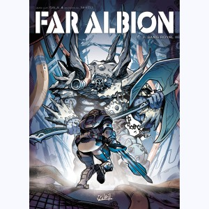 Far Albion : Tome 2, Sang Royal
