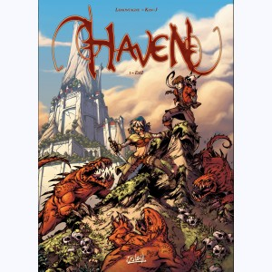 Haven : Tome 1, Exil