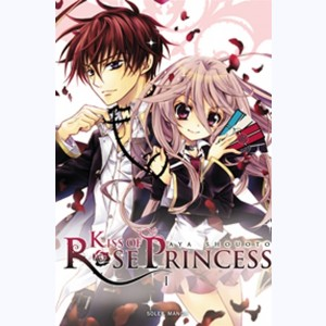 Kiss of Rose Princess : Tome 1