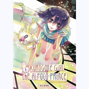 Kurogane Girl & the alpaca prince : Tome 1