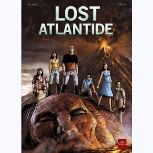 Lost Atlantide : Tome 1, Sibyl