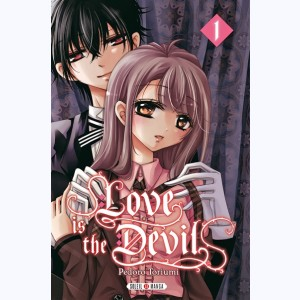 Love is the Devil : Tome 1