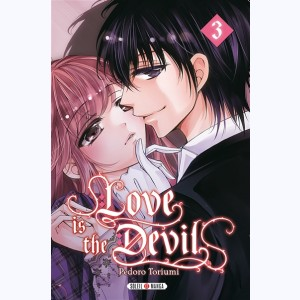 Love is the Devil : Tome 3