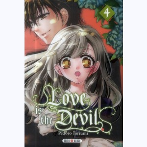 Love is the Devil : Tome 4