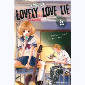 Lovely Love Lie : Tome 4