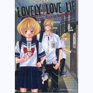 Lovely Love Lie : Tome 8