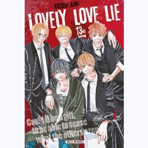 Lovely Love Lie : Tome 13