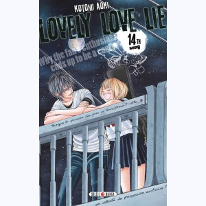 Lovely Love Lie : Tome 14