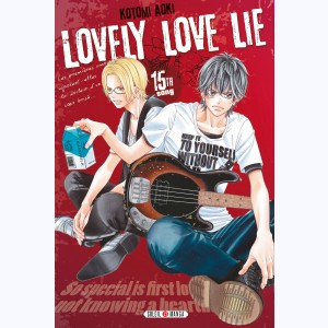 Lovely Love Lie : Tome 15