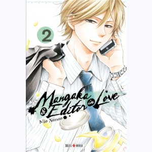 Mangaka & Editor in Love : Tome 2