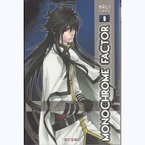 Monochrome Factor : Tome 9