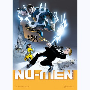 Nu-men : Tome 2, Quanticafrique