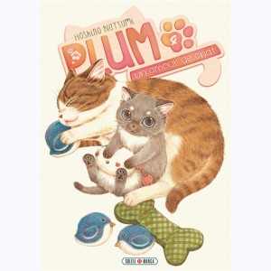 Plum, un amour de chat : Tome 4