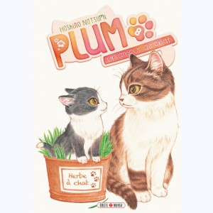 Plum, un amour de chat : Tome 8
