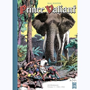 Prince Valiant : Tome 3, Intégrale 1941 - 1942
