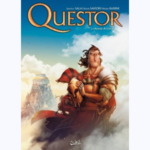 Questor : Tome 2, L'Affaire Atlante