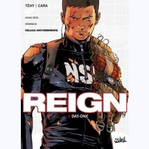 Reign : Tome 1, Day-one