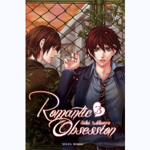 Romantic Obsession : Tome 3