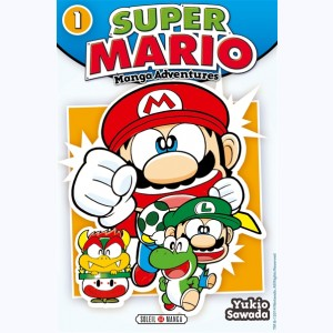 Super Mario - Manga Adventures : Tome 1