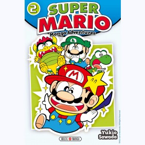 Super Mario - Manga Adventures : Tome 2