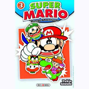 Super Mario - Manga Adventures : Tome 3