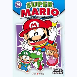 Super Mario - Manga Adventures : Tome 4