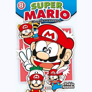 Super Mario - Manga Adventures : Tome 8