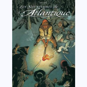Les Survivants de l'Atlantique : Tome 1, Le Secret de Kermadec