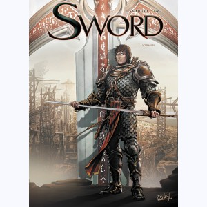 Sword : Tome 1, Vorpalers sticker