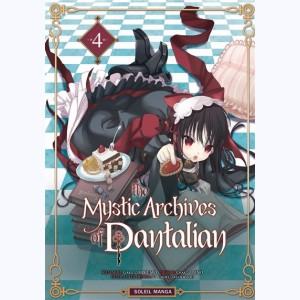 The Mystic Archives of Dantalian : Tome 4