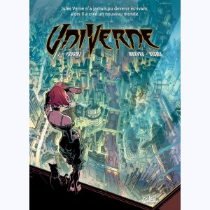 Univerne : Tome 1, Paname
