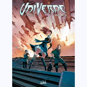 Univerne : Tome 2, Big Apple