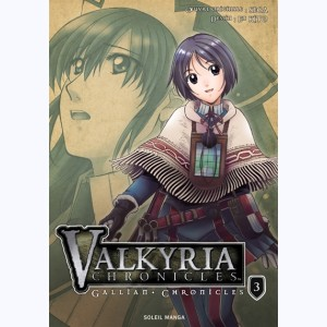 Valkyria Chronicles : Tome 3, Gallian Chronicles