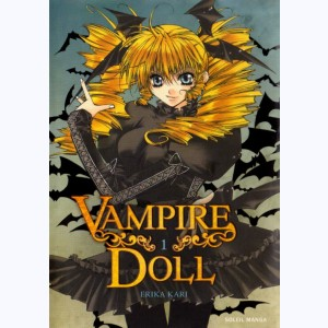 Vampire Doll : Tome 1