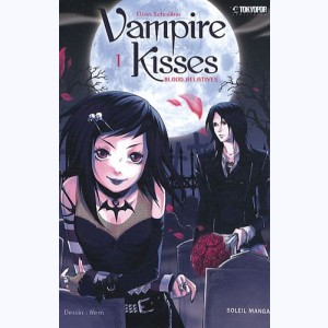 Vampire Kisses : Tome 1